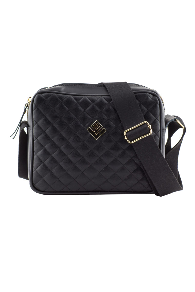 favorite remvi shoulder bag black