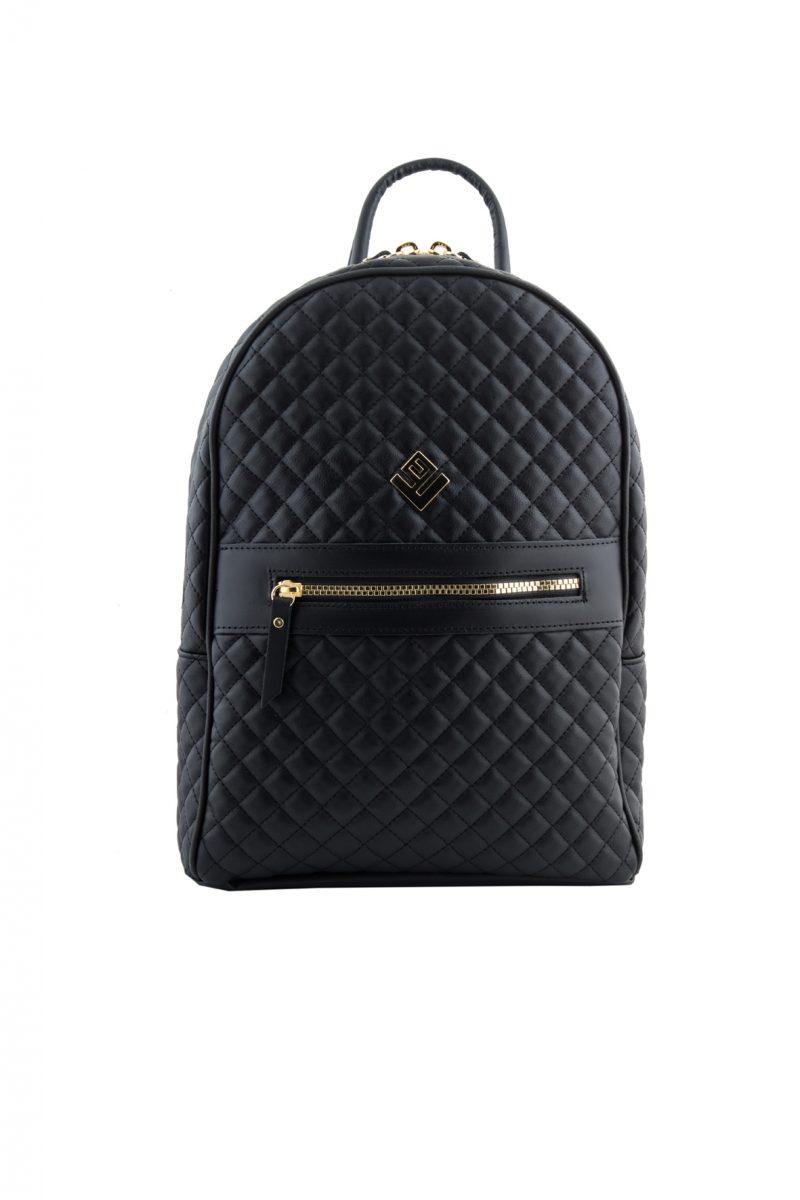 Basic Backpack Remvi Black