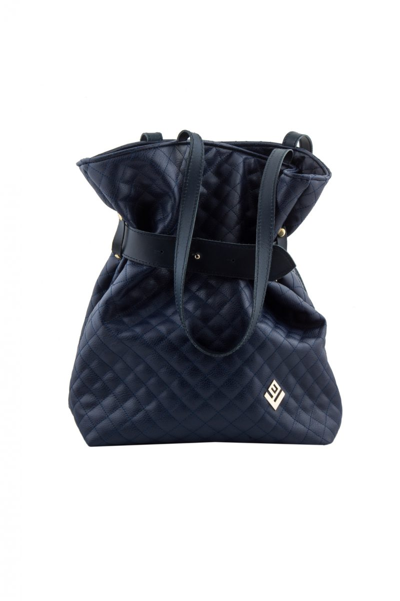 Kamil Remvi Backpack Blue