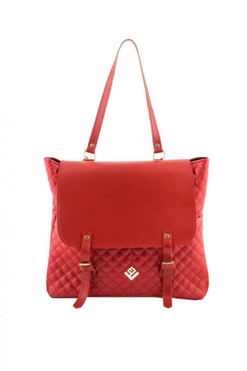 Trusting Backpack Red