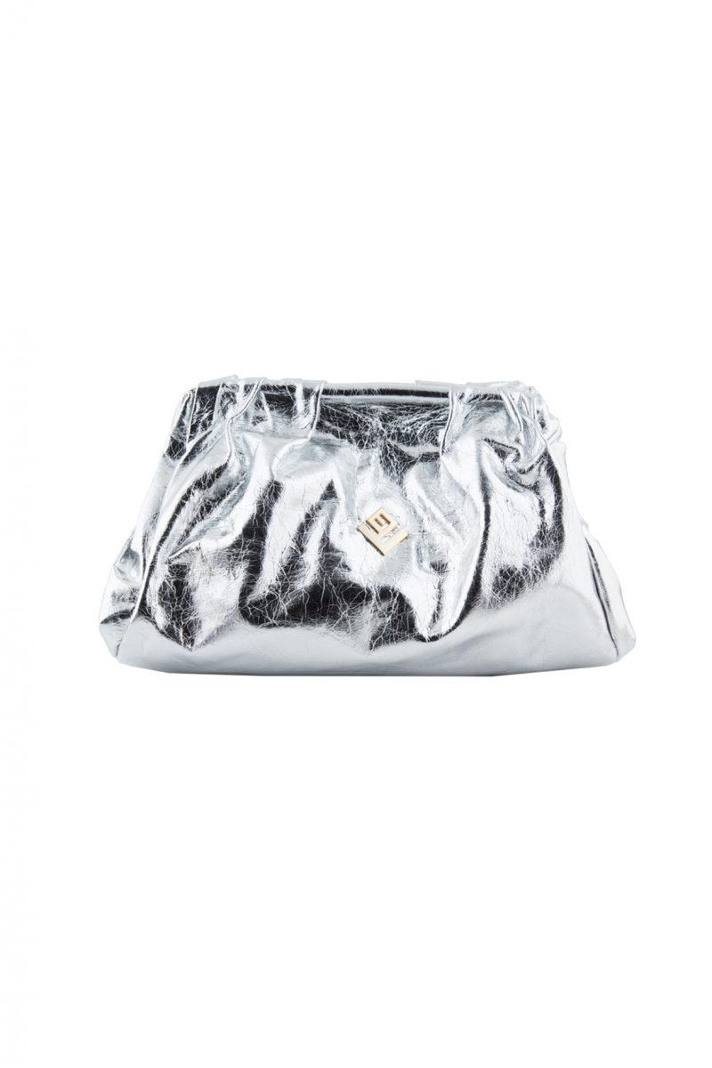 Paris Handbag Silver