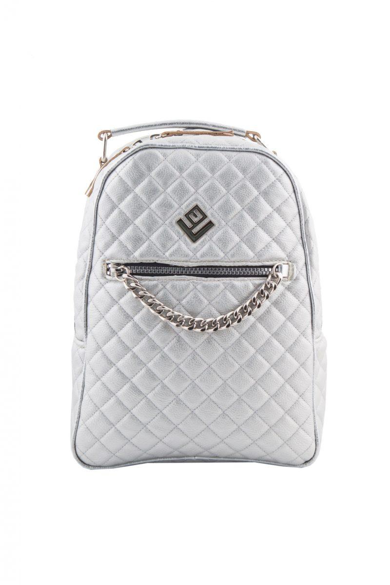 Alma Remvi Backpack Silver