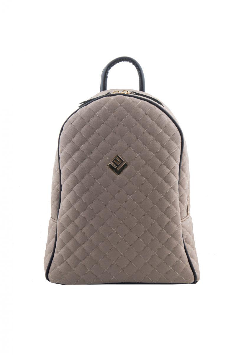 Basic Simple Remvi Backpack Beige