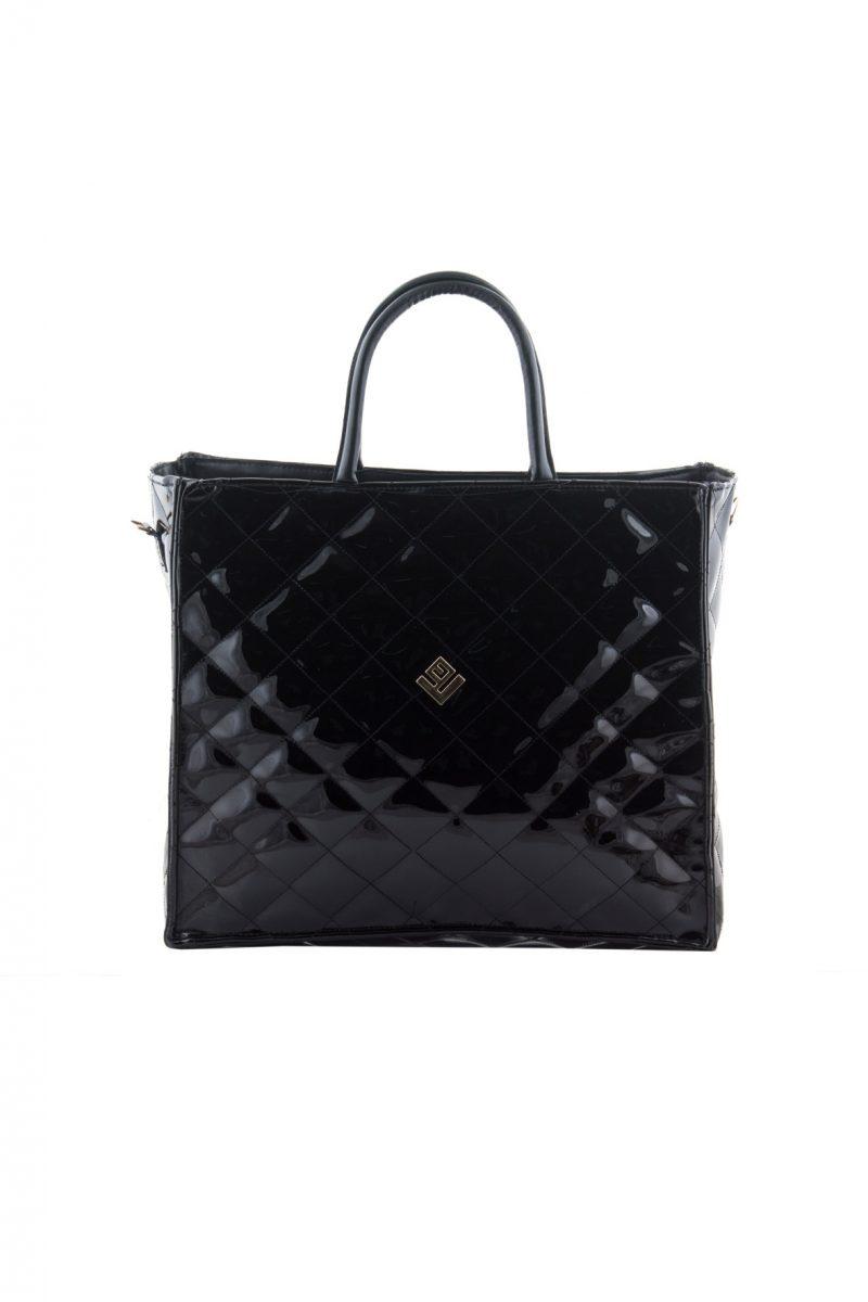 Busy Remvi Shoulder Bag Black L