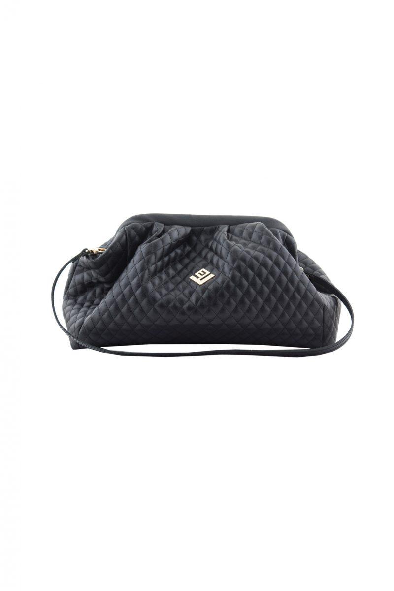 Paris Remvi Handbag Black