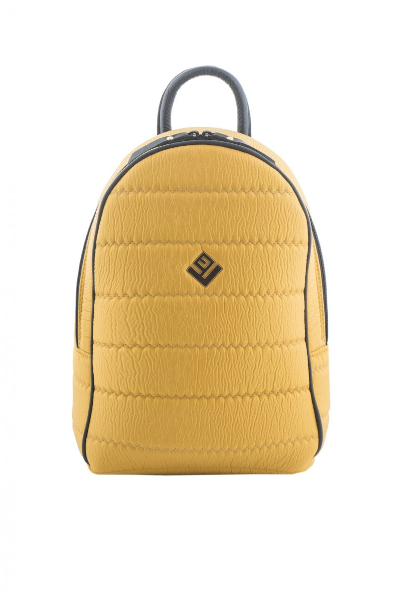 Basic-Simple-Backpack-Phos-Yellow